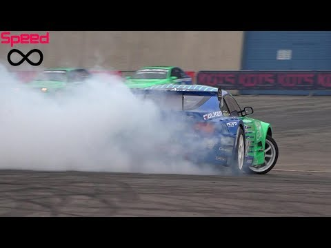 International Motor Show 2017 Luxembourg Drift & Stunt Show