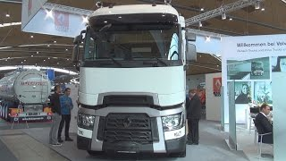 Renault Trucks T High 520 4x2 (2015) Exterior and Interior in 3D