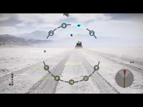 Tom Clancy's Ghost Recon® Wildlands STOPPING CONVOYS WITH EMP DRONE   :D