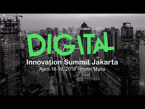 Innovation Summit Jakarta   Save the Date