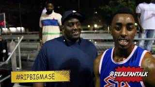 RFRT Never before seen footage of NY Knicks Legend Anthony Mason at Rucker Park