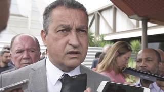 Governador Rui Costa registra candidatura no TRE Bahia e entrega o PGP 2018
