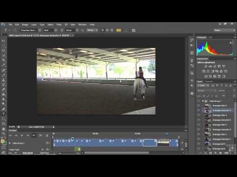 Adobe Photoshop Video & Animation Tutorial | Exporting A Timeline To H.264 (.MP4)