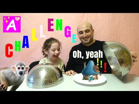 Обычная Еда против Мармелада Челлендж  REAL FOOD VS GUMMY FOOD kids react видео для детей