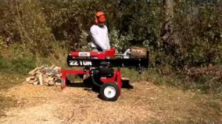 Northstar Horizontal / Vertical Log Splitters - Powered By Honda Engines