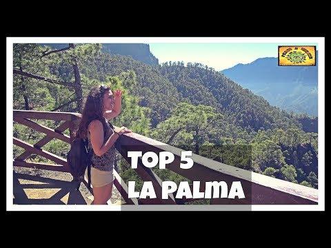 Top 5 La Palma Imprescindibles: Tilos, Taburiente y Teneguia | Islas Canarias 7# | España | Spain