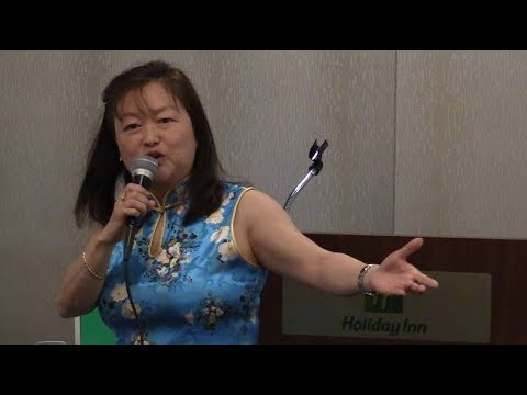 Lily Tang Williams' Keynote of Libertarian Party of NH 2018 Convention