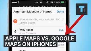 Use Apple Maps instead of Google Maps on your iPhone Free HD Video