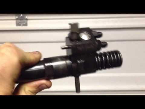 Detroit diesel fuel injector 71 series