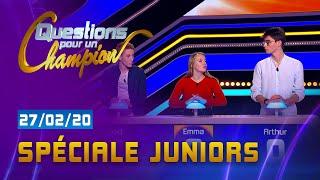 SPECIALE JUNIORS - EMISSION DU 27 FÉVRIER