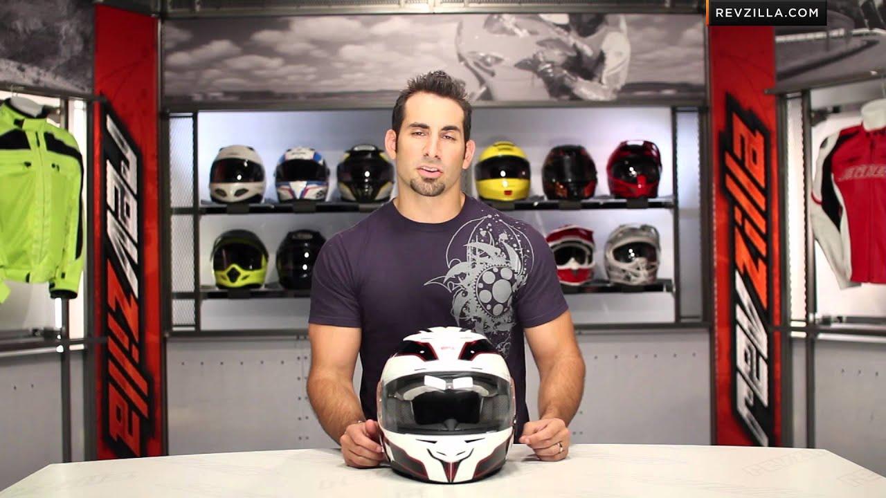 e2fefe7f Bell RS-1 Emblem Helmet Review at RevZilla.com - Vloggest