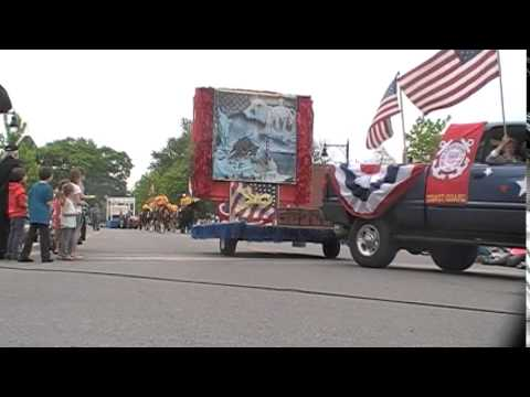 40th Annual Durand Railroad Days Festival Parade