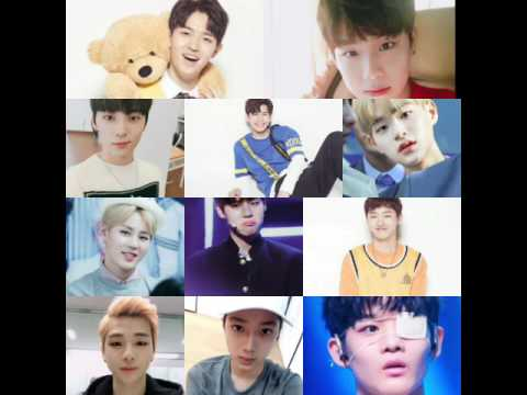 WANNA ONE Visual Ranking (My Opinion)