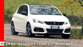 2018 Peugeot 308 GT BlueHDi