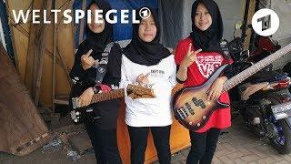 Indonesien: Zwischen Hijab und Heavy Metal | Weltspiegel