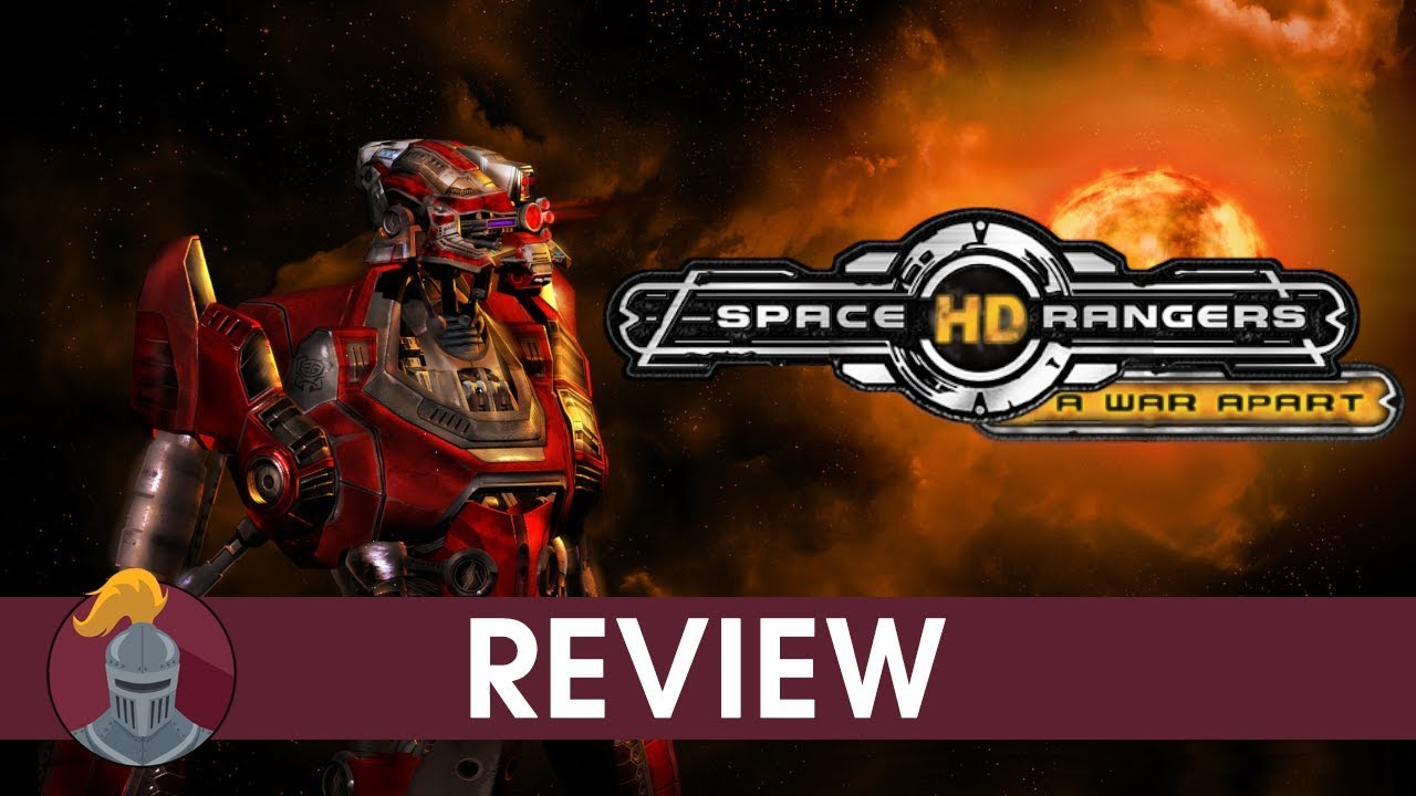 Download Space Rangers HD Review