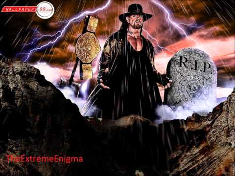 The Undertaker 31st WWE Theme Song