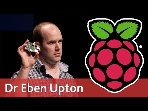 Raspberry Pi co-creator Eben Upton - Q&A Session with UCD Mature Student Society