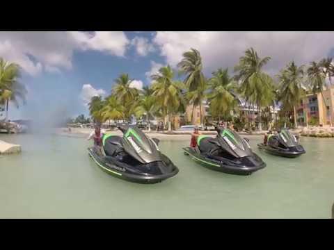 Jet Ski en Guadeloupe