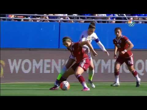 USA vs. Mexico ⚽ Olympic Qualifier (720p HD)
