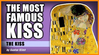 The Most Famous Kiss - Gustav Klimt - 1st-Art Gallery.com