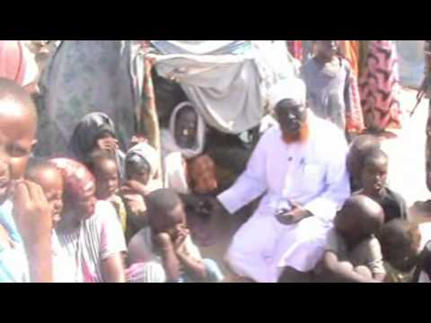Muslim Charity Food & Health Camps in Mogadishu, Somalia - April 2012 [Somali Language]