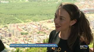 Baixar Maratona Cultural 2017 no Balanço Geral SC - RIC TV Record