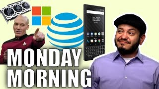 AT&T and Net Neutrality, Blackberry Key2 First Week, Viewer Q&A! - #SGGQA Monday Tech Chat!
