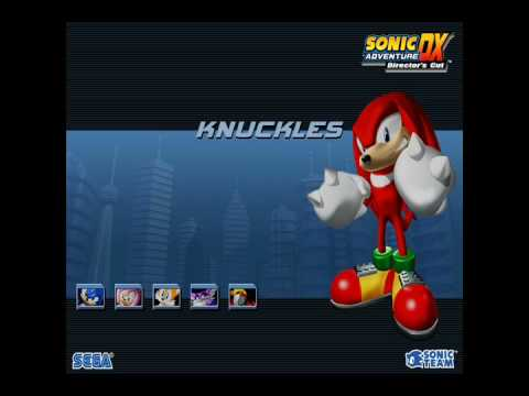 Sonic Adventure DX: Unknown From M.E. (Knuckles Theme)