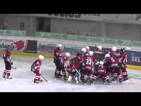 11. 2016 WSI 04 Italy Selects - Latvia Selects