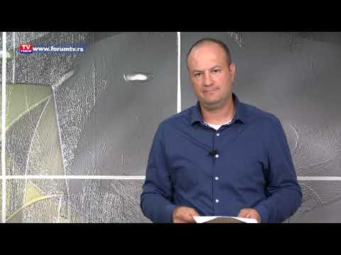 TV FORUM 23.09.2019. VESTI