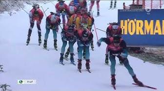 "Biathlon - "" Massenstart Herren "" - Oberhof 2020 / "" Mass Start Men """