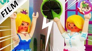 Playmobil Rodzina Wróblewskich BOGACCY kontra WRÓBLEWSCY - sąsiedzka kłótnia sąsiadów