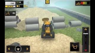 Construction Machines 2016 - Android gameplay PlayRawNow