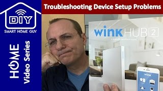 DIY Wink Hub Troubleshooting Pairing Z-wave Smart Switches, Outlets and Devices with exclusion mode