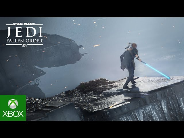 STAR WARS Jedi: Fallen Order Official Gameplay Demo (Extended Cut)