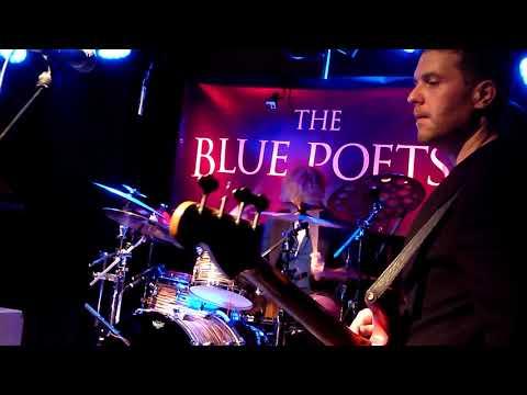 "The Blue Poets ""STRANGE KIND OF WOMAN"" Guitar Heroes Festival Gerd´s Juke Joint Joldelund 23.09.2017"