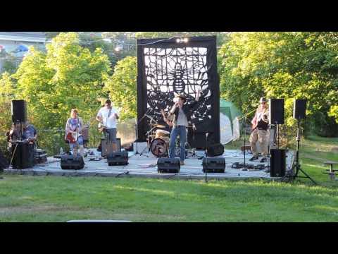 Band at the Blackfly Ball Machias Maine 2016