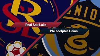 Highlights: Real Salt Lake vs. Philadelphia Union | May 27, 2017