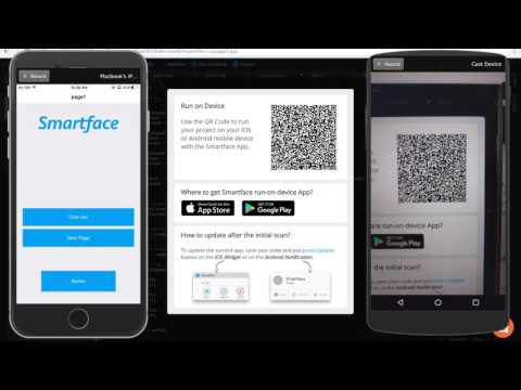 Getting Started with Smartface Cloud Android and iOS Development Module (Cloud IDE)