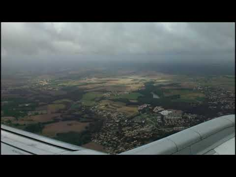 Terrific take off from Toulouse