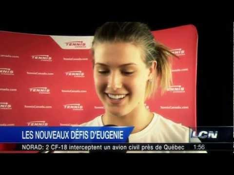 Eugénie Bouchard - J'ai pas de défaut