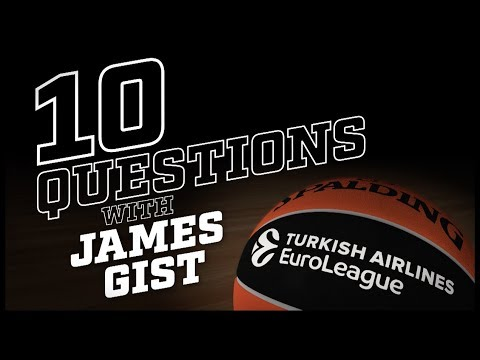 10 Questions with: James Gist, Panathinaikos Superfoods Athens