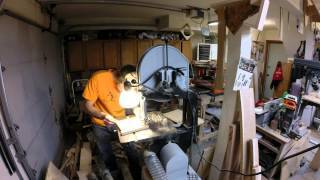Woodworking Time Lapse