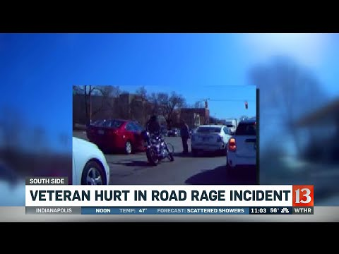 Crystal - WATCH:  Veteran Critical After Road Rage Incident on Southside of Indy