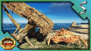 BATTLING GIANT CRABS AΝD HOGS ON A NEW ISLAND! - Stranded Deep [Survival E3]