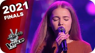 Olivia Rodrigo - Drivers License (Kiara) | The Voice Kids 2021 | Finals