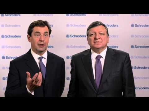 Schroders: José Manuel Barroso & Peter Harrison on Europe's future