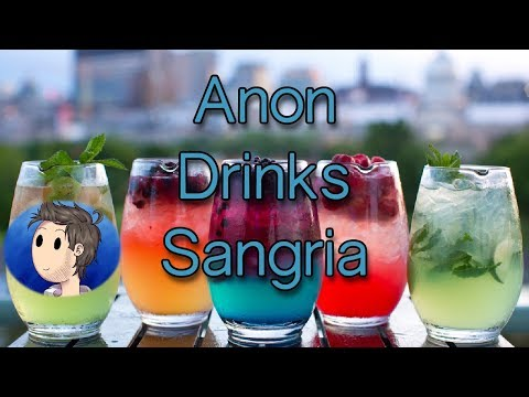 Anon Drinks Sangria