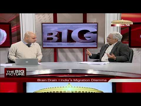 The Big Picture - Brain Drain - India's Migration Dilemma